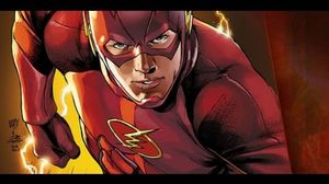 Justice League Part 1 'The Flash' Exclusive First Look