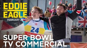 Eddie The Eagle Gets a Super Bowl Spot, Endorsed by Various