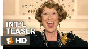 Florence Foster Jenkins - Teaser Trailer (Meryl Streep, Hugh