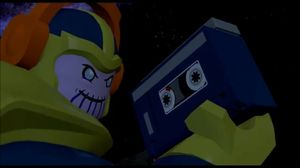 The LEGO Marvel's Avengers video-game gets a post credits sc