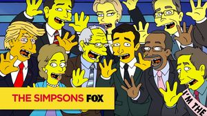 The Simpsons The Debateful Eight Animated Short Riffs on the