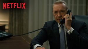 Netflix's House of Cards Season 4 Official Trailer