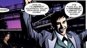 Gotham Stories: Chapter 1 Penguin's Cold Surprise