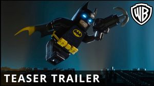 The Hilarious First Teaser Trailer for The Lego Batman Movie