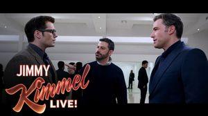 Deleted Scene From Batman v Superman... Starring Jimmy Kimme