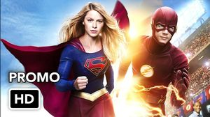 Extended trailer for Supergirl/Flash upcoming crossover epis