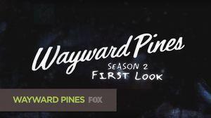 First Look at Season 2 of 'Wayward Pines'