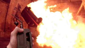 HARDCORE HENRY TV Spot - Mayhem (2016) POV Action Movie