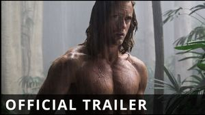 Tense New Trailer for The Legend of Tarzan