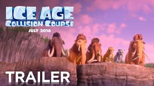 Ice Age: Collision Course Official Trailer #2. Will hit the