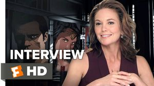Batman v Superman - Diane Lane Interview