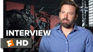 Batman v Superman - Ben Affleck Interview