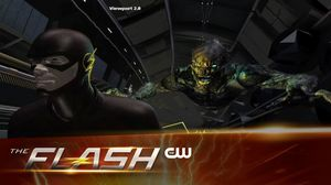 A look behind the visual effects of The Flash Season 2