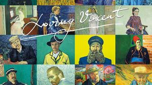 Trailer of 'Loving Vincent'. Stunning hand painted animation