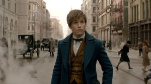 Meet Newt Scamander in the first trailer for Fantastic Beast