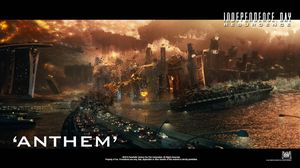 Independence Day: Resurgence TV Spot, 'Anthem'