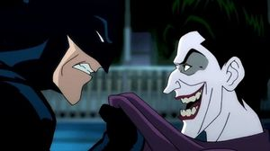 The official trailer for the animated adaptation of Batman: