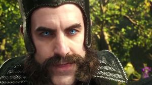The Hatter mocks Time in new clip for Alice Through The Look