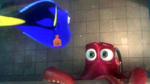 Dory Meets Hank in the first clip from 'Finding Dory'