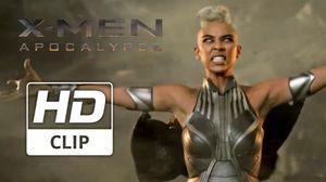 X-Men: Apocalypse featurette puts the spotlight on Storm