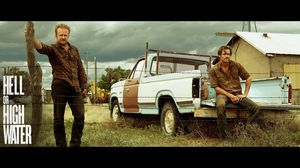 Fascinating first trailer for 'Hell or High Water' with Chri