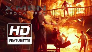 X-Men: Apocalypse - Making of Quicksilver Featurette