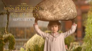 Miss Peregrine's Home For Peculiar Children Trailer Announce