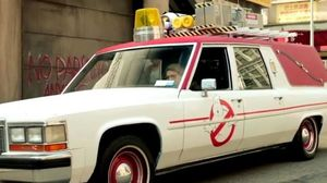 The Ecto-1 is integral to Ghostbusters in this new featurett