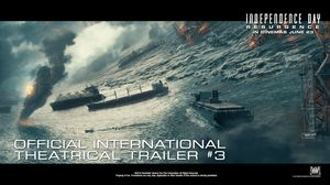 Independence Day: Resurgence Official International Theatric