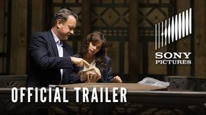 Tom Hanks and Felicity Jones in a race to unlock a mystery i