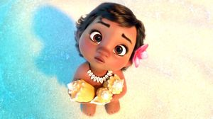 'Moana' International Trailer introduces a very adorable lit