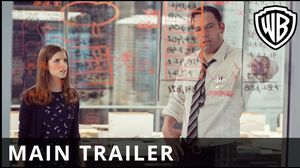 Ben Affleck Is 'The Accountant' in this newly released trail