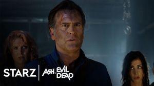 Watch: First teaser for season 2 of Starz's 'Ash vs. Evil De