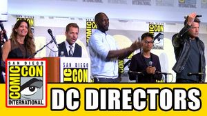 Watch: The director's of the DC Universe take to the stage a