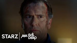 The trailer for season 2 of Ash vs Evil Dead was Deemed to G
