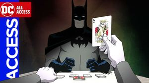 Watch: Clip: Skip to 3:56 to see a new clip from 'Batman: Th