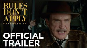 Warren Beatty is Howard Hughes in 'Rules Don't Apply'. Als