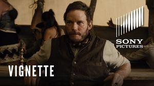 'The Magnificent Seven' Character Vignette - Chris Pratt as