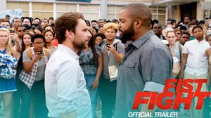 Fist Fight trailer starring Ice Cube and Charlie Day