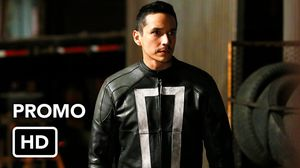 Take our best look yet at Ghost Rider in the latest promo fo