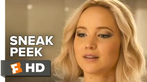 Our first sneak peak at Chris Pratt and Jennifer Lawrence in