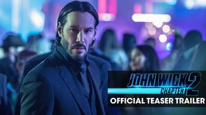 Watch the action-packed 'John Wick: Chapter 2' teaser traile