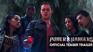 Teaser trailer for 'Power Rangers' – 'Discover The Power