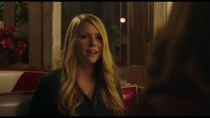 Elisabeth Moss' character catches Chuck Wepner flirting