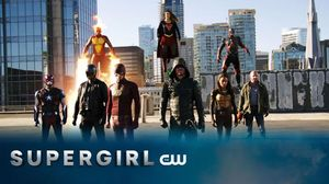 Trailer for Supergirl, The Flash, Arrow and Legends of Tomor