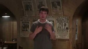 Ezra Miller Teases a Significant 'Fantastic Beasts' and 'Har