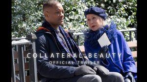 New 'Collateral Beauty' Trailer. Will Smith, Helen Mirren an
