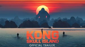 Watch the newly-released 'Kong: Skull Island' trailer. Out M