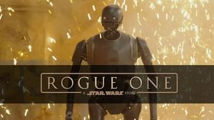 If you loved the new droid from Rogue One, you'll love the l