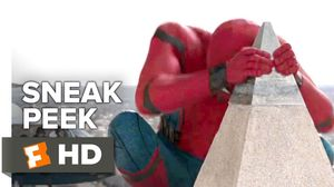 Sneak peek footage at Spider-Man: Homecoming ahead of first